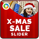 Christmas Slider - GraphicRiver Item for Sale