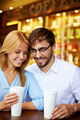 Couple with drinks - PhotoDune Item for Sale