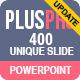 PlusPro-V2.1 Multipurpose Presentation Template - GraphicRiver Item for Sale