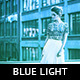 Blue Light Action - GraphicRiver Item for Sale
