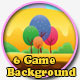 6 Tileable 2d Game Background - GraphicRiver Item for Sale