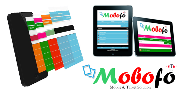 Mobofo Mobile & Tablet Solution Plugin & Theme & 6 Module