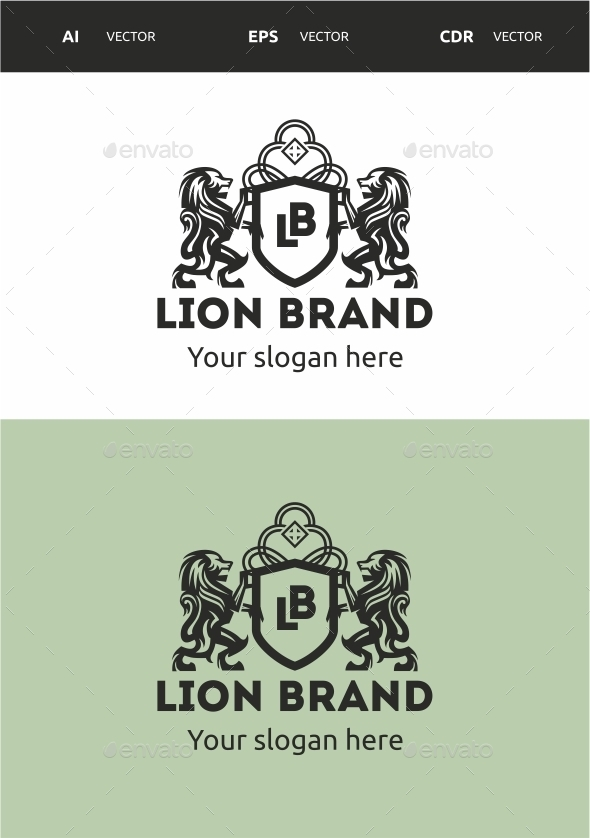 GraphicRiver Lion Brand 9618156