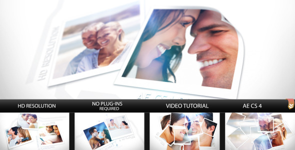 After Effects Project - VideoHive My Reflections 976948