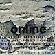 Online text on grunge background - PhotoDune Item for Sale