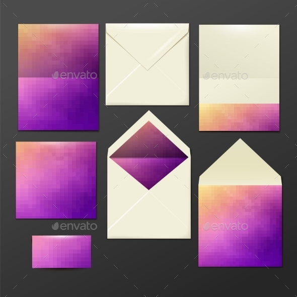 GraphicRiver Corporate Identity Business Set 9619780