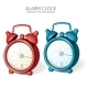 Set of Classic Alarm Clocks - GraphicRiver Item for Sale