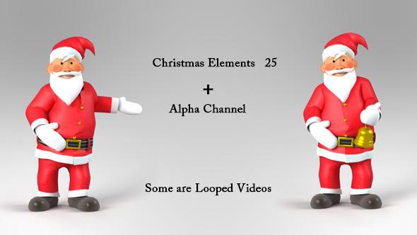 Santa Animation