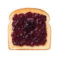 Grape Jelly on Toast - PhotoDune Item for Sale