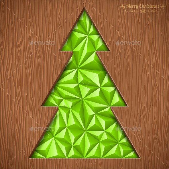GraphicRiver Christmas Background 9622904