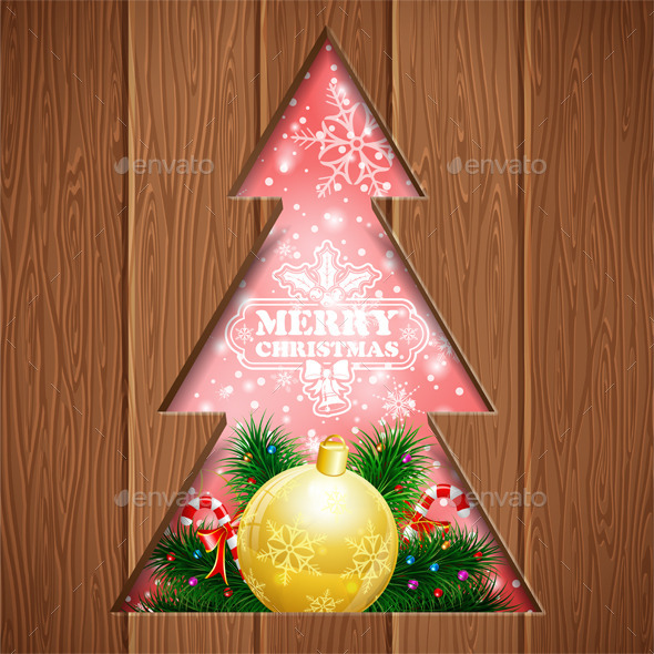 GraphicRiver Christmas Concept 9622912