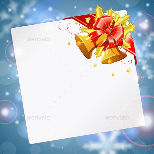GraphicRiver Christmas Frame 9622991