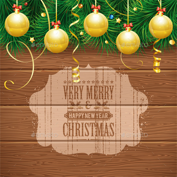 GraphicRiver Christmas Theme 9622995