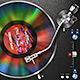 Audio React DJ Turntable Music Visualizer - VideoHive Item for Sale