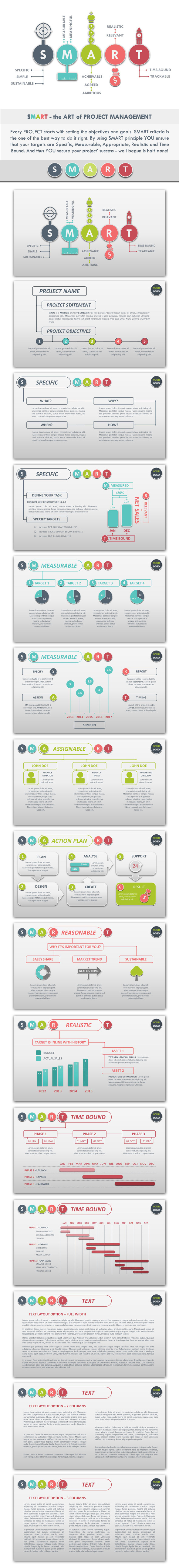 GraphicRiver SMART001 Project Management PowerPoint Template 9548840