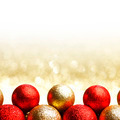 Decorative Christmas balls - PhotoDune Item for Sale