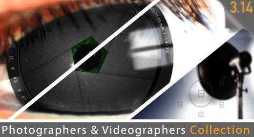 Photographers & Videographers Collection