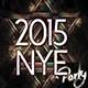 2015 Party Flyer - GraphicRiver Item for Sale