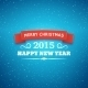 Christmas Typography Vector Background - GraphicRiver Item for Sale