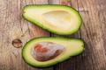 Single Green Avocado - PhotoDune Item for Sale