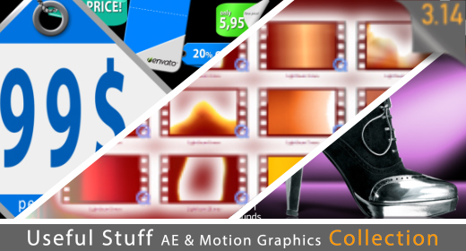 Useful Stuff - AE & Motion Graphics