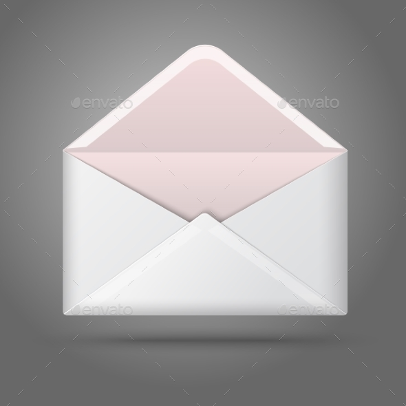 GraphicRiver Blank Envelope 9624682