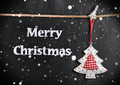 toy Christmas tree with congratulations - PhotoDune Item for Sale
