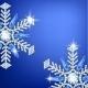 Diamond Snowflake - GraphicRiver Item for Sale