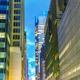 Amazing New York skyscrapers at dusk - PhotoDune Item for Sale