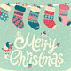 Christmas Postcards Set - GraphicRiver Item for Sale
