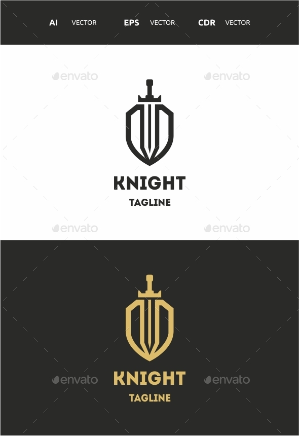 GraphicRiver Knight 9625883