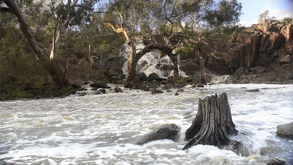 Australia Waterfall River