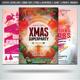 Merry Christmas Flyer Bundle Vol. 1 - GraphicRiver Item for Sale