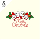 Merry Christimas Family Edition Card - GraphicRiver Item for Sale