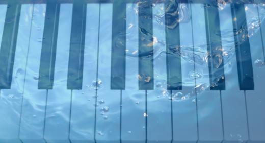 Piano - Beautiful, Clear, Transparent -