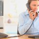Charming Office Working Answering The Phone - VideoHive Item for Sale