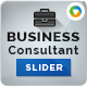 Business Consultant Slider - GraphicRiver Item for Sale