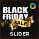 Black Friday Slider - GraphicRiver Item for Sale