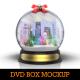 Snow Globe Mockup - GraphicRiver Item for Sale