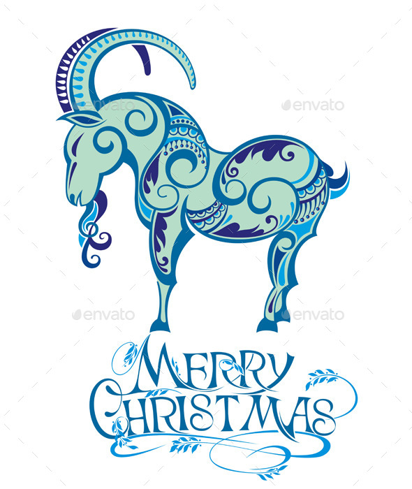 GraphicRiver Merry Christmas 9628850