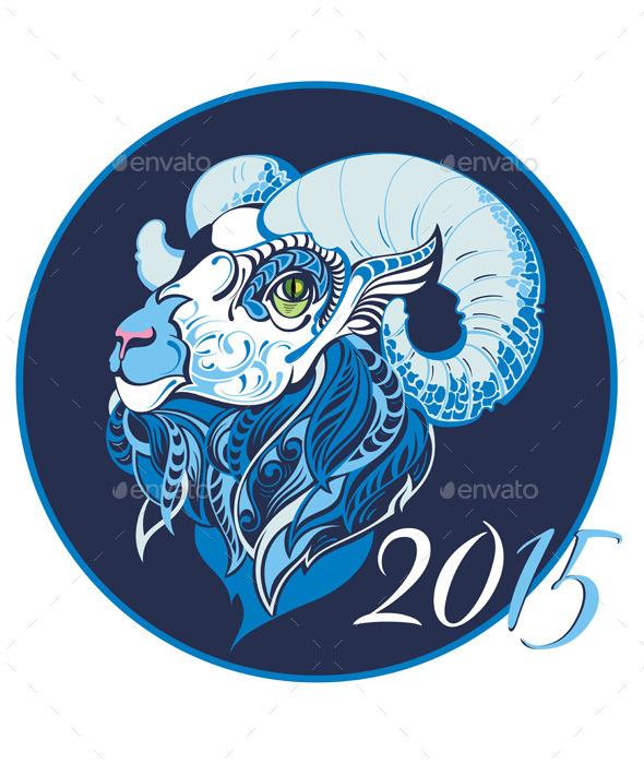 GraphicRiver Symbol of 2015 Year 9628935