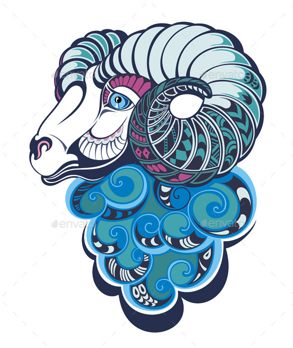 GraphicRiver Sheep 9629061