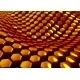 Glossy Abstract Golden Background from Hexagons - GraphicRiver Item for Sale