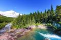 Glacier Park - PhotoDune Item for Sale