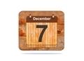 December 7. - PhotoDune Item for Sale
