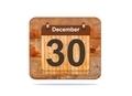 December 30. - PhotoDune Item for Sale