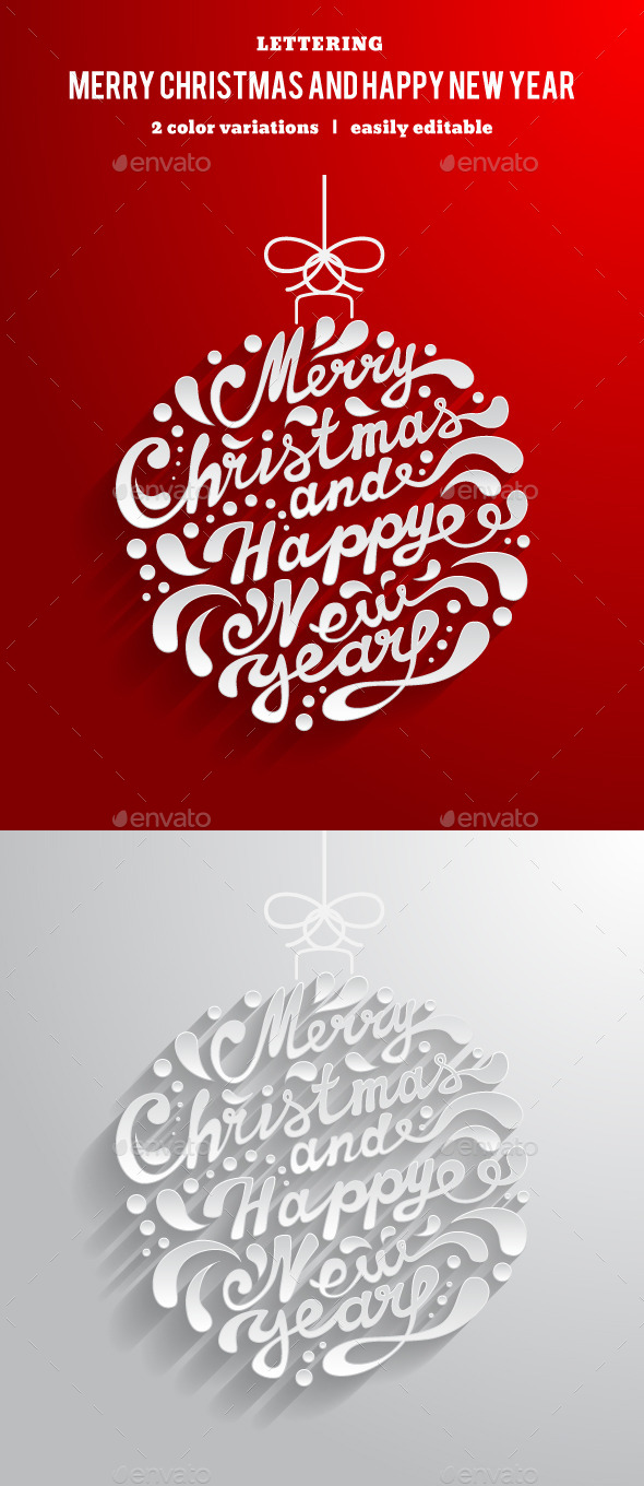 GraphicRiver Christmas Card 9629635