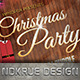 Christmas Party v2 Flyer - GraphicRiver Item for Sale