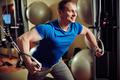Training man - PhotoDune Item for Sale