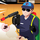 Exterminator Man - GraphicRiver Item for Sale